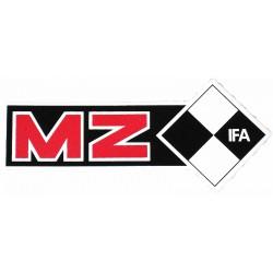 Sticker MZ - Right