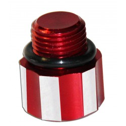 Vijak olja Derbi -4Tune-Rdeč