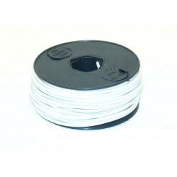 Kabel za napeljavo - Beli - 1m