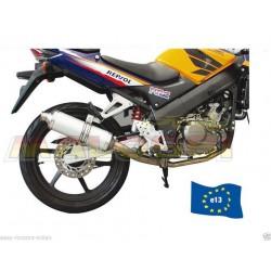 Izpuh Malossi GP MHR Replica (E) - HONDA CBR R 125 4T LC