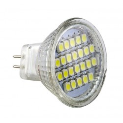 Žarnica 12V MR11 dichroic  Ø 34 LED