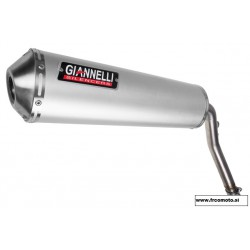 Dušilec Giannelli Ipersport Alu Steel (E)-  Honda XL 125cc -2001/2009