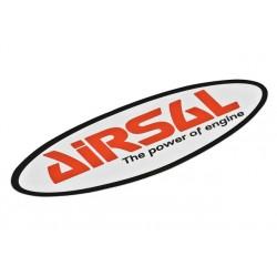 Sticker  Airsal Oval 100x35mm
