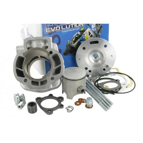 Cilinder kit  Polini Big Evolution 70cc - Piaggio / Gilera LC