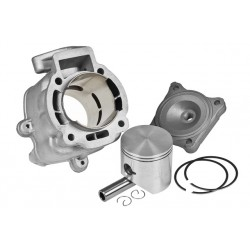 Cilinder kit Eco Aluminium 172cc Gilera Runner FX125/FXR 180-Italjet Dragster 125-180-Piaggio Hexagon 125-150/LX 125/180