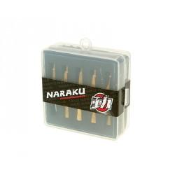 Main jet set Naraku for PWK carburetor 120 - 138