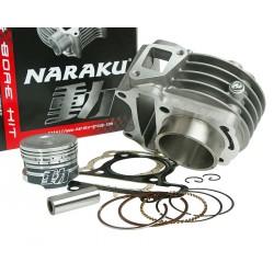 Cilinder kit  Naraku V.2 72cc RACE CNC  - GY6, Kymco 50cc 2V
