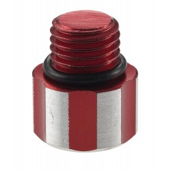 Vijak olja Minarelli Am6 -4Tune -Rdeč