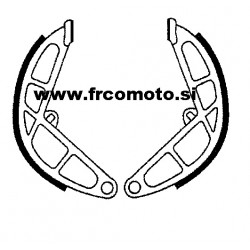 Brake shoes Ciao , Si