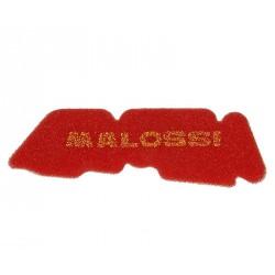 Air filter foam element Malossi red sponge for Derbi , Gilera , Piaggio