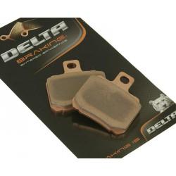 Zavorne ploščice DELTA Sintered -51x54,5x7,9 - CPI-GTR -Derbi  GP1- 50 -Peugeot Speedfight 3