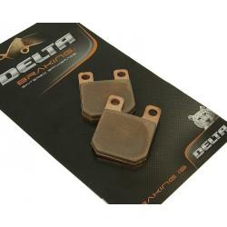 Zavorne ploščice DELTA Braking  Sintered 36,2x45,2x6 - Aprilia RS / RX / TZR / MRX /Speedfight /Italjet / GP1/GPR