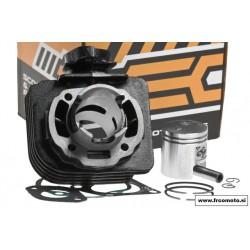 Cilinder Kit Tec HQ 50cc-Morini - TGB -Italjet - Suzuki