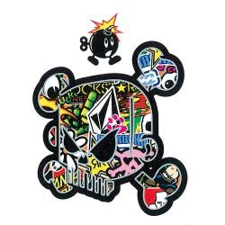 Nalepka - Sticker Bomb - Head