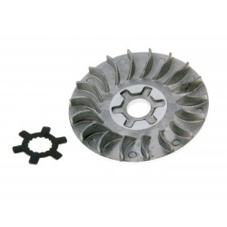 Half pulley incl. star washer for CPI , Keeway , Generic
