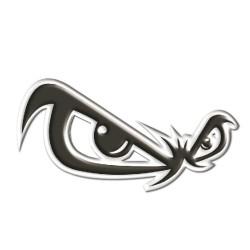 Nalepka Eyes 3D mm 80 x 40