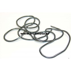 Cover Outer cable Black/Grey 2 Mtr