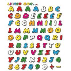 Letters kit doc cm 20 x 24