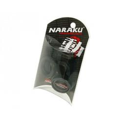 Set oljnih tesnil Naraku mašine  - Minarelli -Yamaha Aerox-Malaguti-Nitro -SR-Aprilia