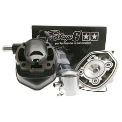 Cilinderkit Stage6 Streetrace 70cc (10mm) Minarelli  - Aerox- Nitro -SR- F12 -F15