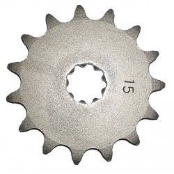 Front sprocket 15 teeth for Puch Maxi  , Pony Express