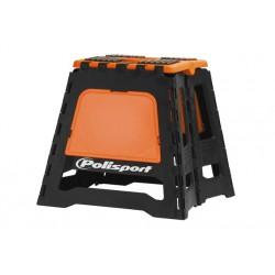 Stojalo za MX / Enduro motor - Polisport - Oranžno
