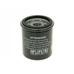 Oljni filter - Hiflofiltro - Maxi-Scooter - 4-stroke Piaggio agregat