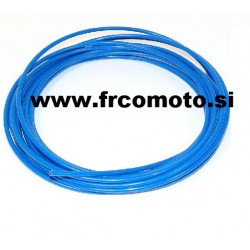Outer cable Blue  1 Meter