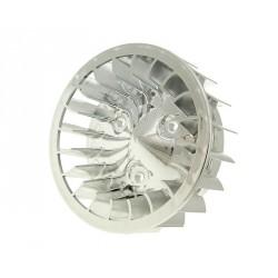 Veternica - CROME - 101Octane-  Minarelli horizontal, Keeway, CPI, 1E40QMB