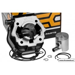 Cilinder kit 50cc Tec Race - Derbi ESE /EBS - Cagiva Mito -Derbi DRD ,GPR ,Gilera SMT -Gilera RCR -ZULU