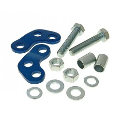 Lift kit Blue - Derbi EBE, EBS  D50BE - Enduro