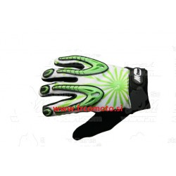 Rokavice - Gel - M Zone X2 -M - Zelene