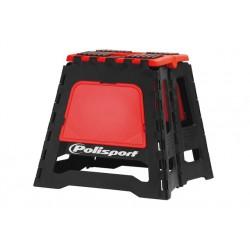 Stojalo za MX / Enduro motor - Polisport - Rdeče