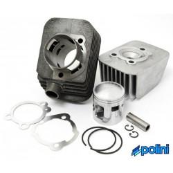 Cilinder kit Polini Sport - 70cc -(46,00x 12)Piaggio Ciao / Si / Bravo
