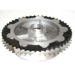 Damping Unit complete with Sprocket MZ 250 , 251