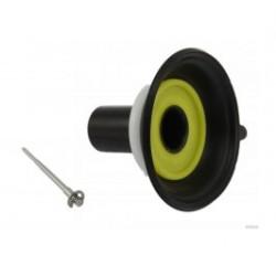 Carburetor diaphragm 16mm GY6 50 4T 139QMA / 139QMB