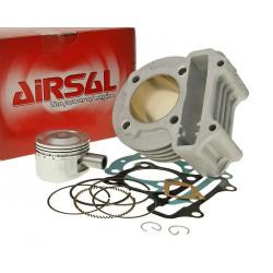 Cilinder kit Airsal sport 85cc -139QMB, GY6 50cc, Kymco 50 4-stroke