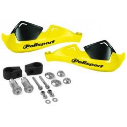 Ščitniki ročk -  Polisport Evolution Integral - Rumene RM 01