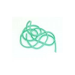 Cevka električne napeljave -200cm - Green / White