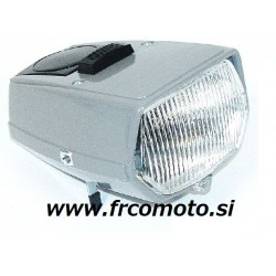 Prednja luč - Siva  -Tomos / Puch Maxi