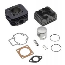 Cilinder kit R4Racing  - 70cc Piaggio  / Gilera - AC - Stalker ,Typhoon, Zip