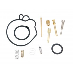 Carburetor repair kit for Kymco , Peugeot , Yamaha with 12.5mm Gurtner carb.