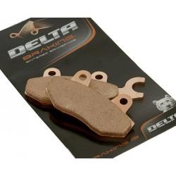 Zavorne ploščice Delta Braking -DB2340QD-D -Yamaha,Suzuki,SYM,Kymco