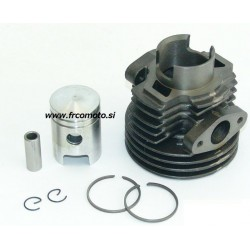 Cylinder 50cc F/M Race 38 x 12mm for Puch MV , MS - Tomos T12