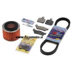 Repair servis kit - C4 -Yamaha Majesty 125 (\'06-\'10)