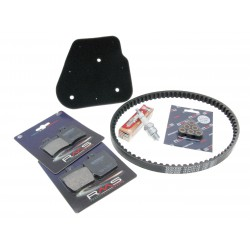 Repair servis -RMS - MBK Nitro 50, Yamaha Aerox 50
