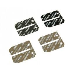 Membranske ploščice - Malossi  0.30mm / 0.35mm- Piaggio / Vespa Bravo, Boss, Ciao, Ciao PX, Grillo, SI