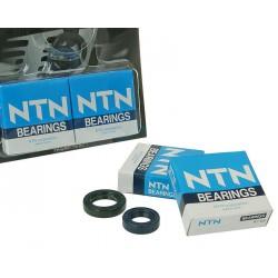 Set oljnih tesnil + ležajev Naraku -NTN HD - C3 - Honda X8R 50 S/X SZX50 AF49
