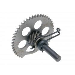 Set nožnega zaganjača - zobniki / os - GY6 (4-stroke) 125-150cc (152QMI/157QMJ)