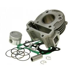 Cilinder kit-  50cc 101 Octane - GY6, Kymco 4-stroke, 139QMB/QMA